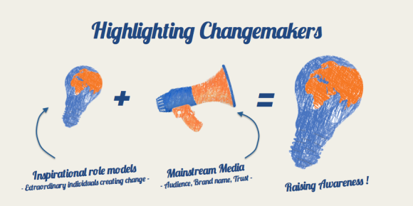 Highlighting Changemakers